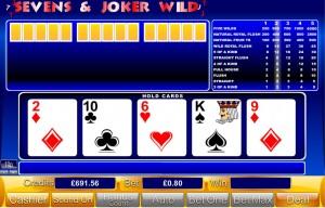 7's and Joker Wild