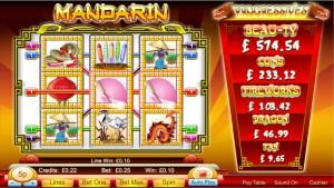 Mandarin 3-Reel Slots