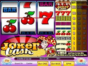 Joker Cash Slots