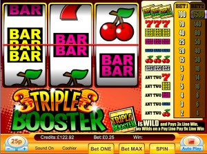 Triple Booster Slot