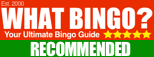 What Bingo Recommended